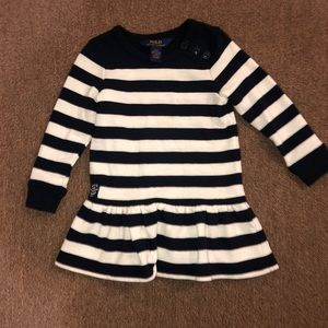 Polo Ralph Lauren dress size 2T